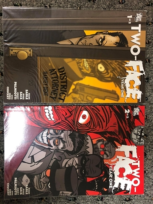 Picture of TWO-FACE YEAR ONE #1-2 SET
