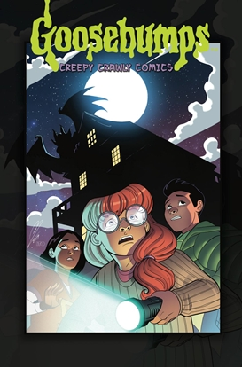 Picture of GOOSEBUMPS CREEP CRAWLY COMICS TP