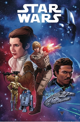 Picture of STAR WARS TP VOL 1 DESTINY PATH