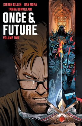 Picture of ONCE & FUTURE TP VOL 2