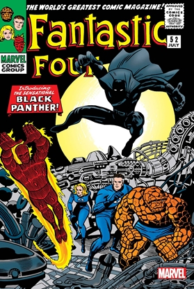 Picture of TRUE BELIEVERS KING IN BLACK BLACK PANTHER #1