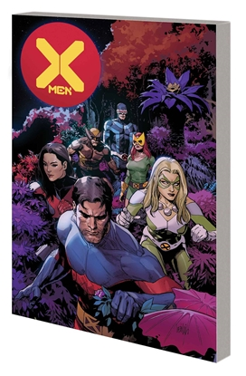 Picture of X-MEN BY JONATHAN HICKMAN TP VOL 2