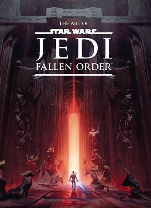 Picture of ART OF STAR WARS JEDI FALLEN ORDER HC