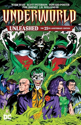 Picture of UNDERWORLD UNLEASHED THE 25TH ANNIVERSARY EDITION TP