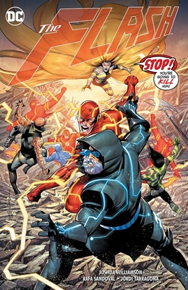 Picture of FLASH VOL 13 ROGUES REIGN TP