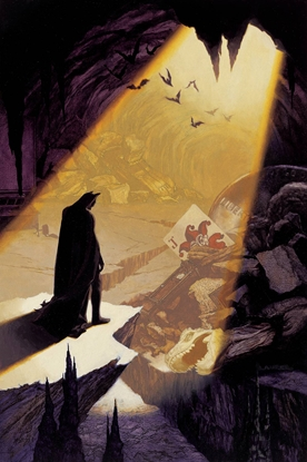 Picture of BATMAN THE ROAD TO NO MANS LAND OMNIBUS HC