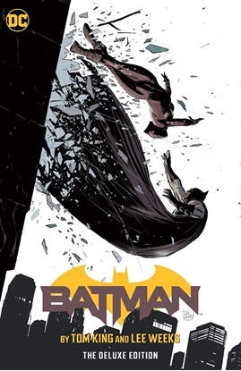 Picture of BATMAN BY TOM KING & LEE WEEKS DELUXE EDITION HC