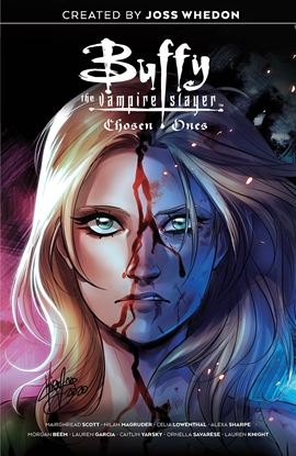 Picture of BUFFY THE VAMPIRE SLAYER CHOSEN ONES TP