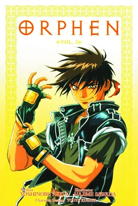 Picture of ORPHEN MANGA TP VOL 02