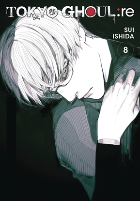 Picture of TOKYO GHOUL RE GN VOL 08 (C: 1-0-1)