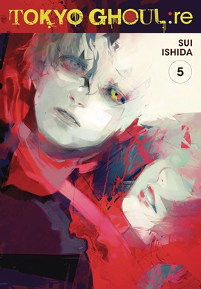 Picture of TOKYO GHOUL RE GN VOL 05 (C: 1-0-1)