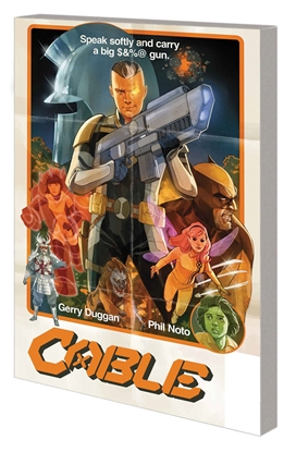 Picture of CABLE BY GERRY DUGGAN TP VOL 1
