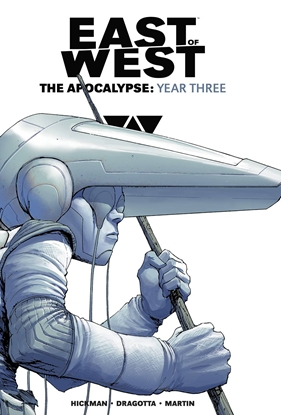 Picture of EAST OF WEST THE APOCALYPSE YEAR THREE HC (MR)