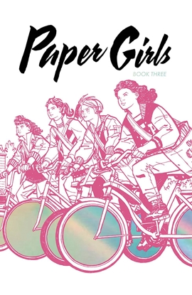 Picture of PAPER GIRLS DELUXE EDITION HC VOL 3