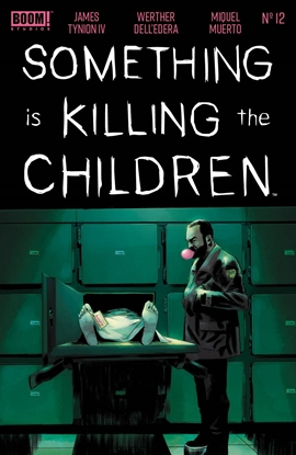 Picture of SOMETHING IS KILLING CHILDREN #12 MAIN