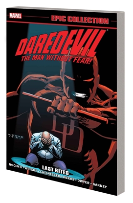 Picture of DAREDEVIL EPIC COLLECTION TP LAST RITES