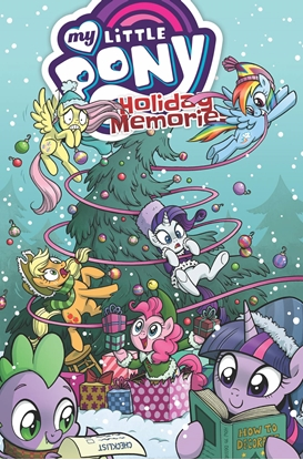 Picture of MY LITTLE PONY HOLIDAY MEMORIES TP