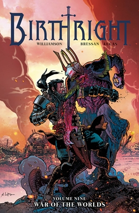 Picture of BIRTHRIGHT TP VOL 9