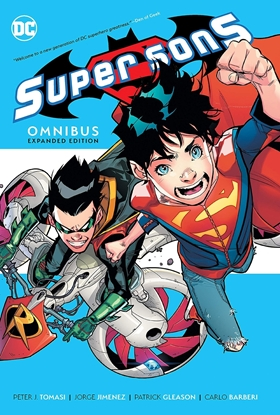 Picture of SUPER SONS OMNIBUS EXPANDED EDITION HC