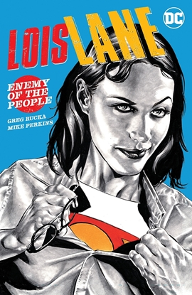 Picture of LOIS LANE ENEMY OF THE PEOPLE TP
