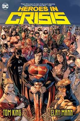 Picture of HEROES IN CRISIS TP