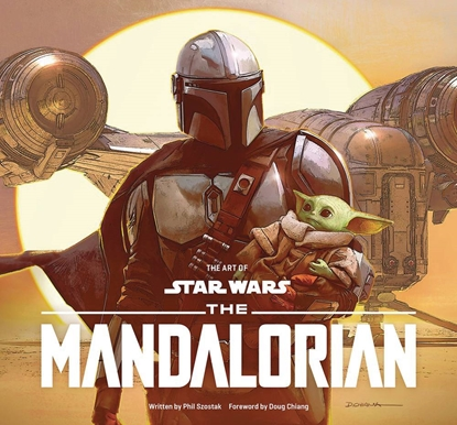 Picture of ART OF STAR WARS MANDALORIAN HC