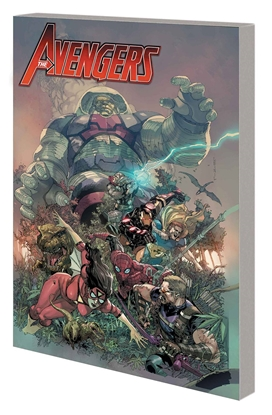 Picture of AVENGERS BY HICKMAN COMPLETE COLLECTION TP VOL 2