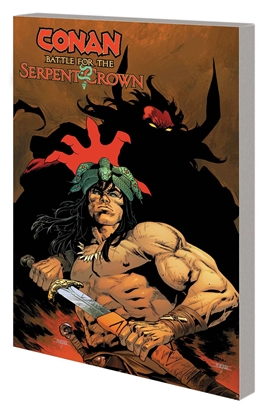 Picture of CONAN BATTLE FOR SERPENT CROWN TP