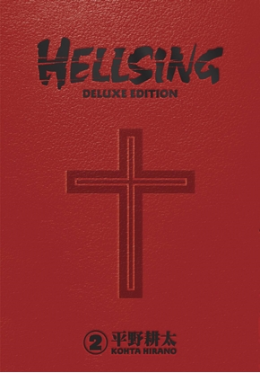 Picture of HELLSING DELUXE EDITION HC VOL 2 (MR)