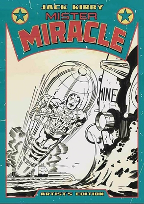 Picture of JACK KIRBY MISTER MIRACLE ARTIST ED HC