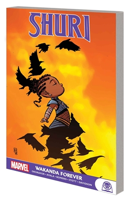 Picture of SHURI GN TP WAKANDA FOREVER