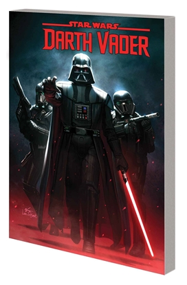 Picture of STAR WARS DARTH VADER BY GREG PAK TP VOL 1 DARK HEART OF SITH