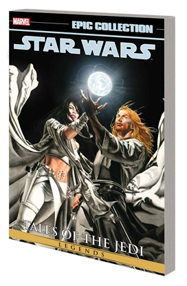 Picture of STAR WARS LEGENDS EPIC COLLECTION TP VOL 1 TALES OF JEDI