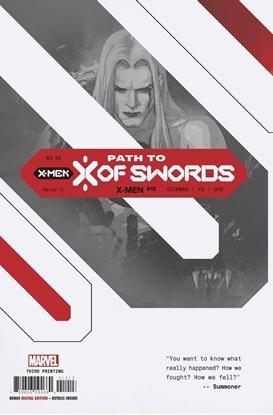 Picture of X-MEN #12 3RD PTG VAR EMP XOSP