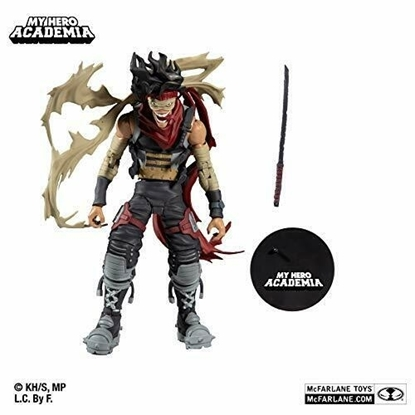 Picture of MCFARLAND TOYS MY HERO ACADEMIA ACTION FIGURE STAINSERIES 3 NEW