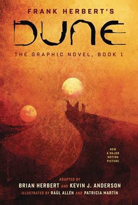 Picture of DUNE GN BOOK 1 DUNE