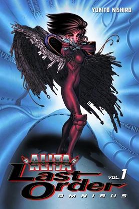 Picture of BATTLE ANGEL ALITA LAST ORDER OMNIBUS VOL 1