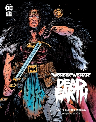 Picture of WONDER WOMAN DEAD EARTH HC