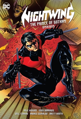 Picture of NIGHTWING THE PRINCE OF GOTHAM OMNIBUS HC