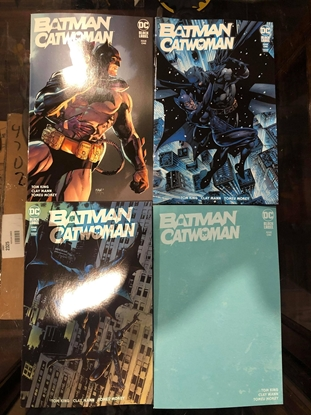 Picture of BATMAN CATWOMAN #1 (OF 12) COVER A,B,C + BLANK