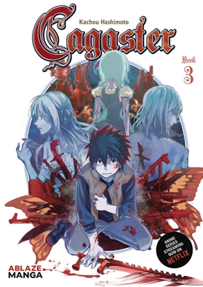 Picture of CAGASTER GN VOL 3