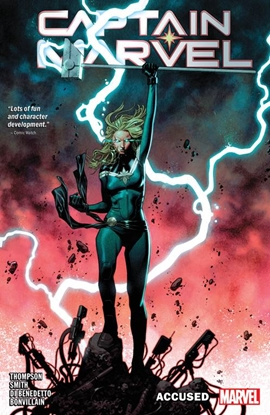 Picture of CAPTAIN MARVEL TP VOL 4 ACCUSED