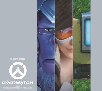 Picture of CINEMATIC ART OF OVERWATCH HC