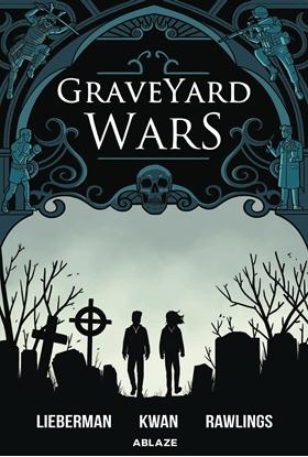 Picture of GRAVEYARD WARS SC GN VOL 1