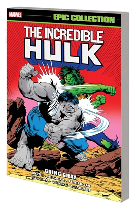 Picture of INCREDIBLE HULK EPIC COLLECTION TP GOING GRAY