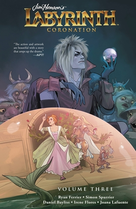 Picture of JIM HENSON LABYRINTH CORONATION TP VOL 3