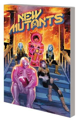 Picture of NEW MUTANTS BY ED BRISSON TP VOL 1