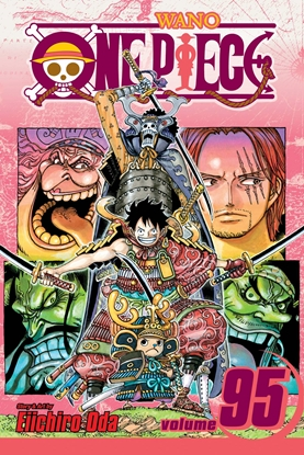 Picture of ONE PIECE GN VOL 95