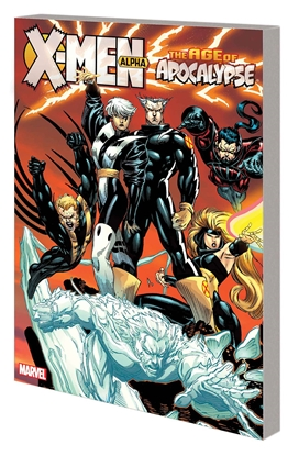 Picture of X-MEN AGE OF APOCALYPSE TP VOL 1 ALPHA NEW PRINT