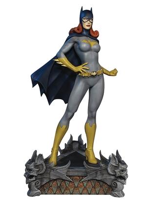 Picture of BATMAN SUPER POWERS BATGIRL MAQUETTE STATUE